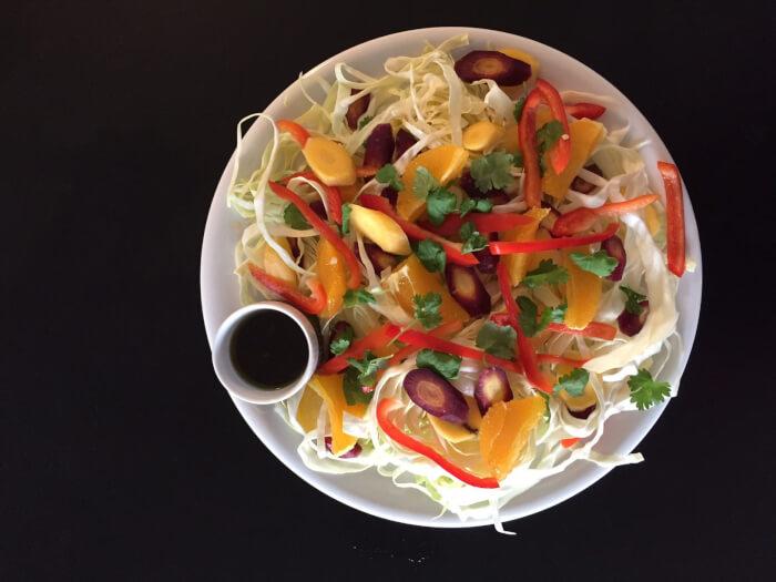 Nem opskrift på thai salat