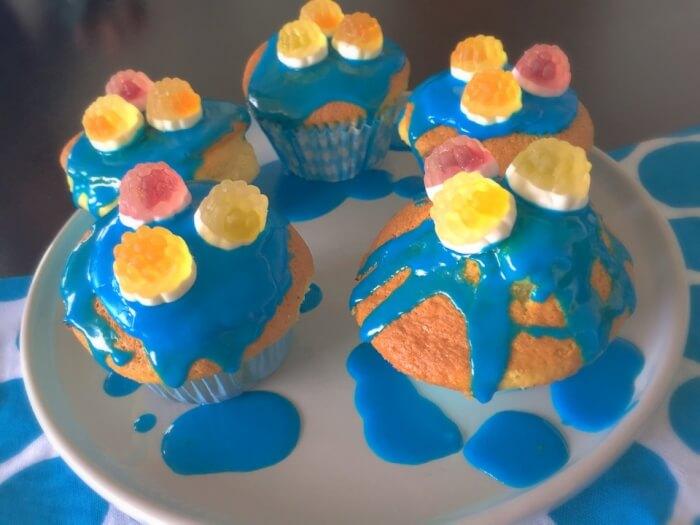 Verdens bedste muffins