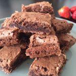 opskrift verdens bedste brownies