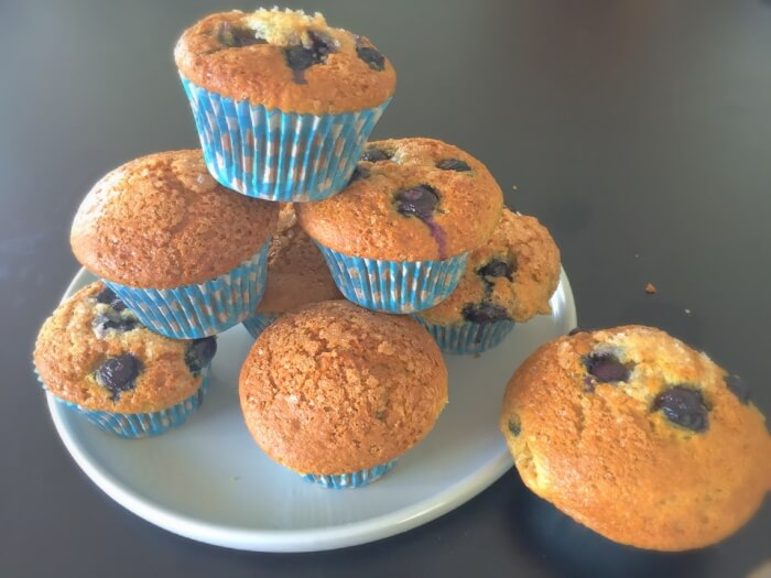 Lækre sund(ere) muffins