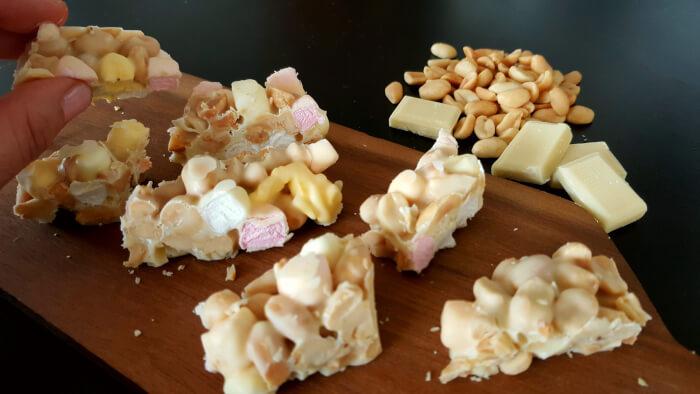 peanuts-marshmallows brud