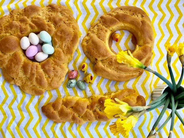 påskebrød uden æg