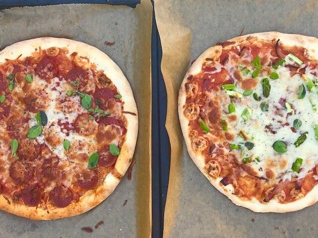 pizzabund fra cofoco