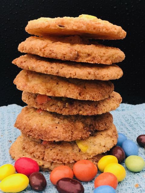 cookies med peanuts