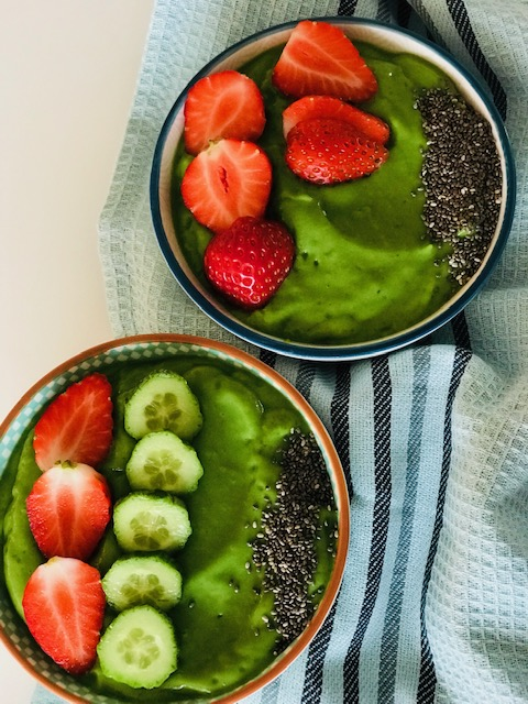 greenie med avocado