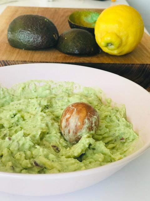 den bedste guacamole