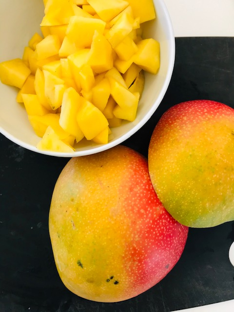 kage med mango