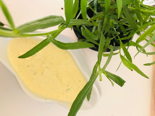 bearnaise sauce med essens