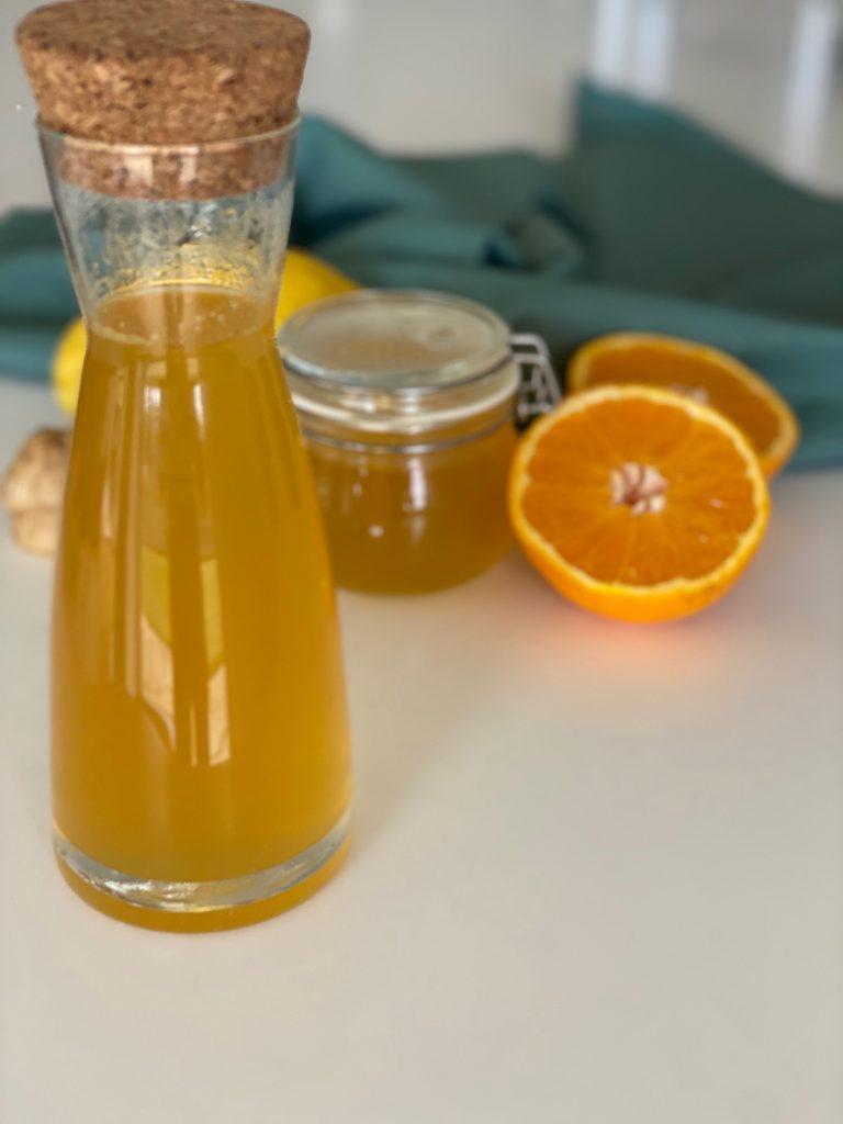 citrus limonade