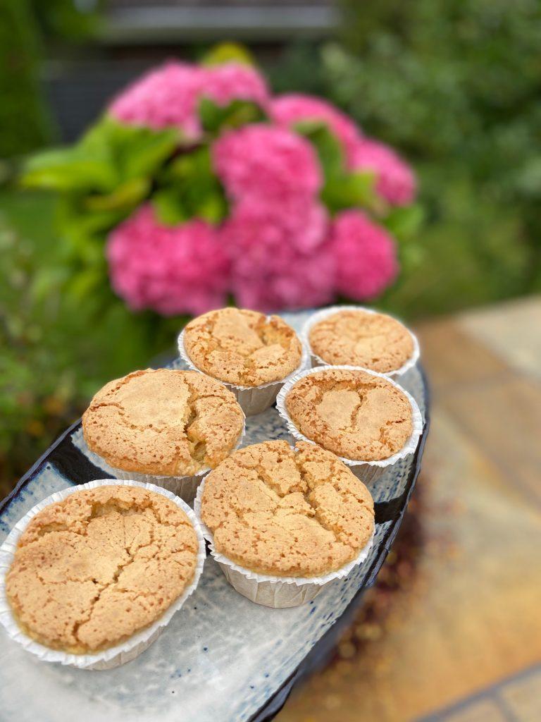 Makron muffins – smagen af barndom