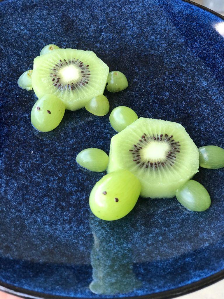 Sjov frugt til børn – lav sjove frugtfigurer (inspiration)