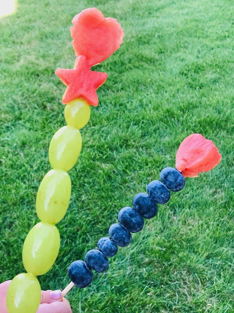 frugt figurer til børn
