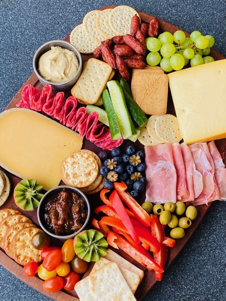 Inspiration til ostebordet