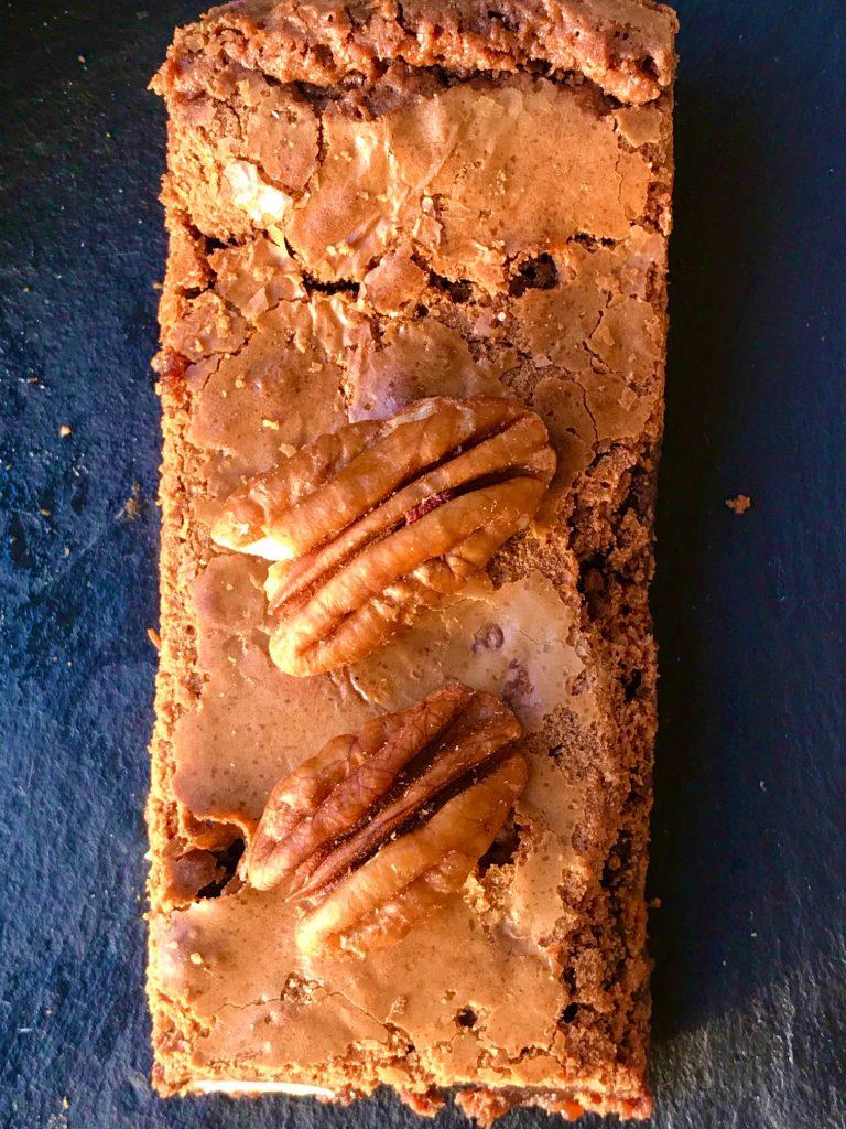 Brownies med pecannødder