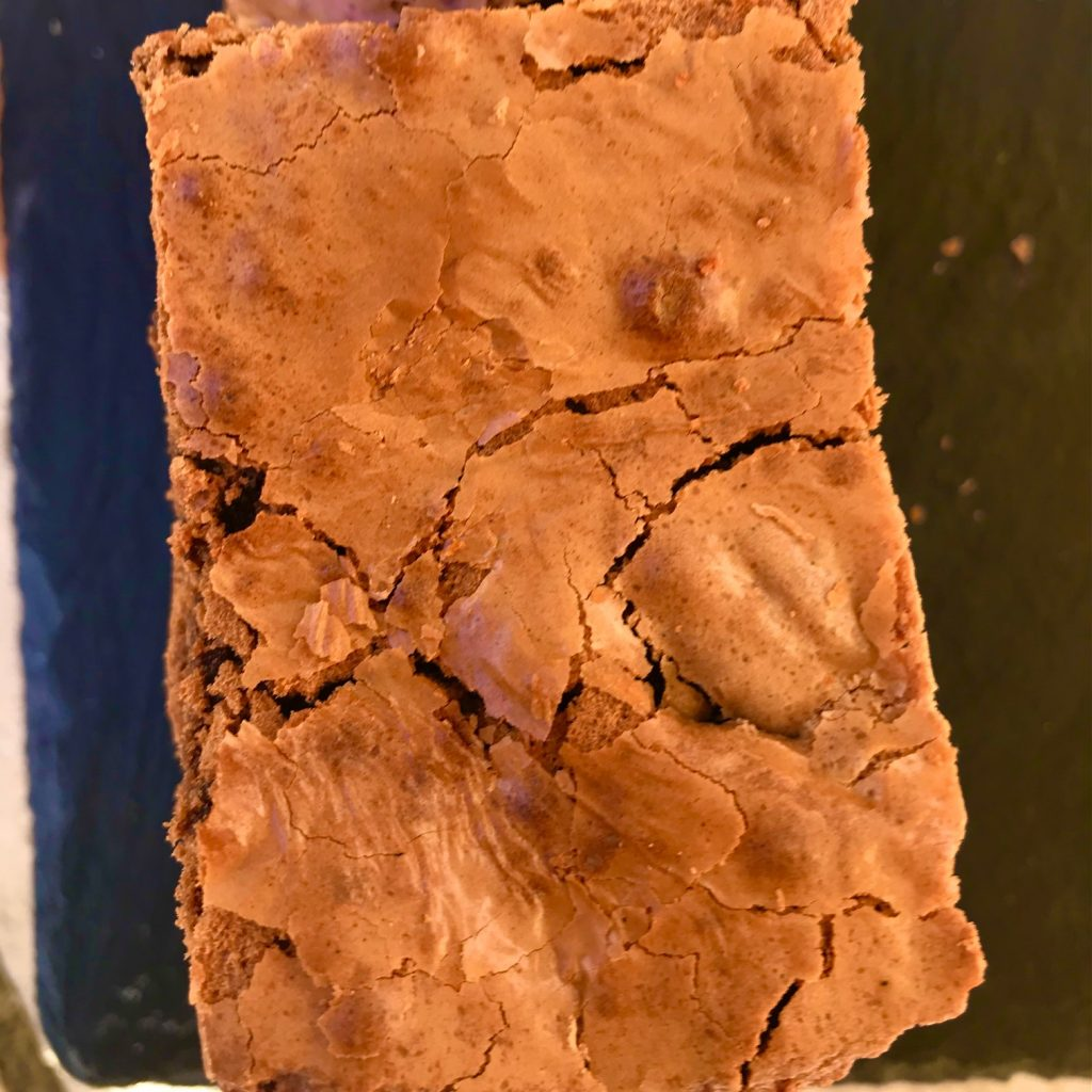 Brownies med pecannødder