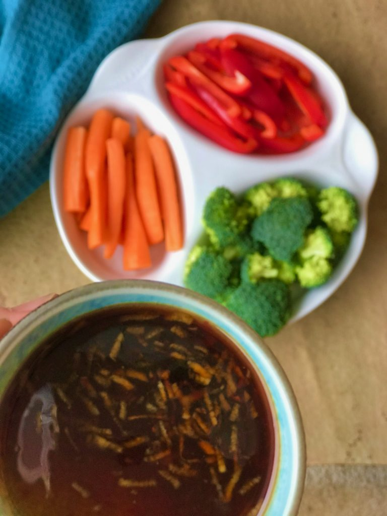 Thai dressing til nudler og grøntsager