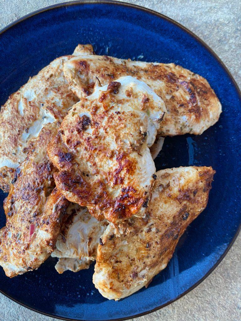 Gyros med kylling