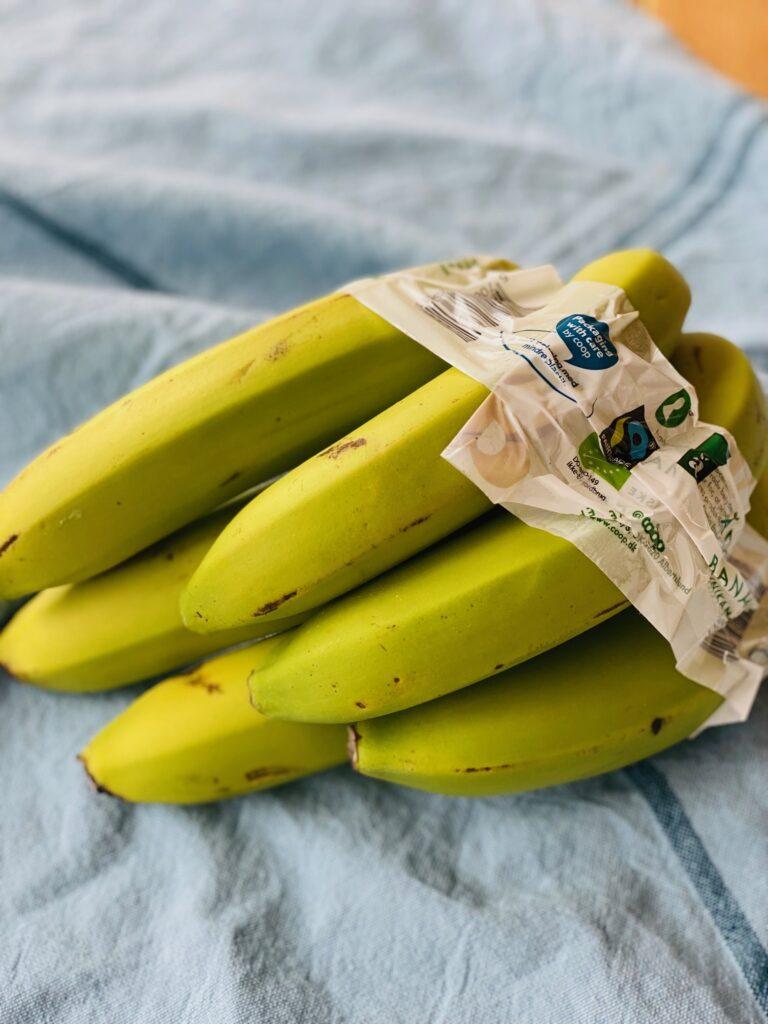 Bananer – fact om bananer