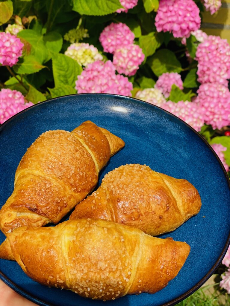 marcipanfyldte croissanter
