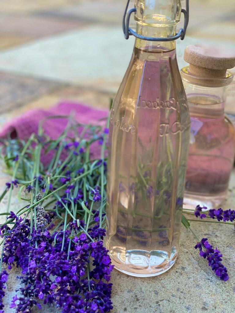 Lavendelsaft