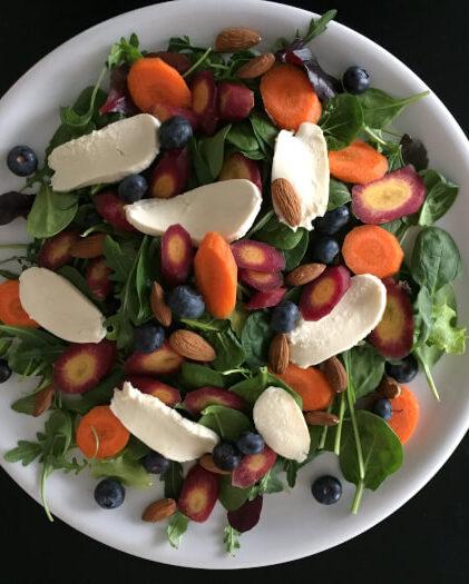 Såre simpel, sund og uimodståelig salat!