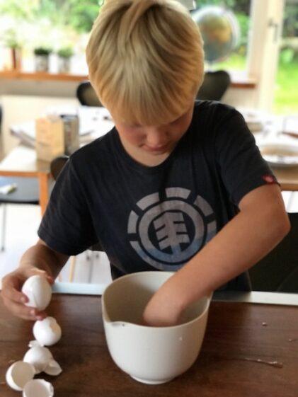 Børn i køkkenet – hvorfor nu det?