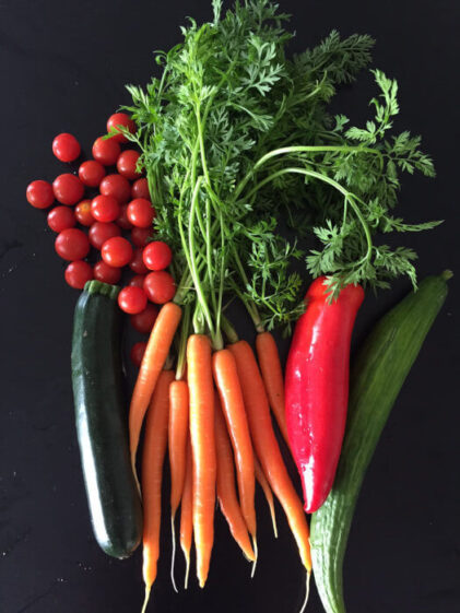 Lækre danske grøntsager