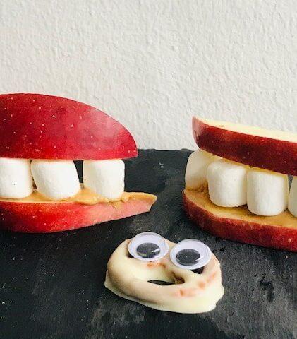 Halloween lækkerier og andre rædsler!