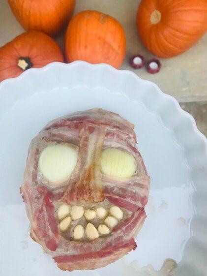 Gyselig og frygtindgydende mad til halloween!