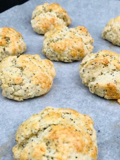Lækre og super nemme scones